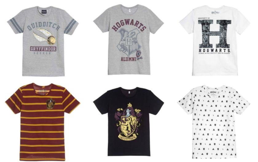 8dd6410941 Riachuelo lança coleção inspirada em Harry Potter