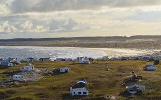 5ª parada - Cabo Polônio (Uruguai)