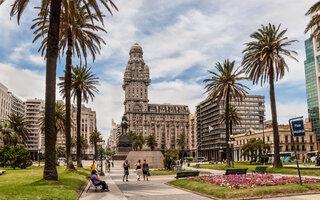 4ª parada - Montevidéu (Uruguai)
