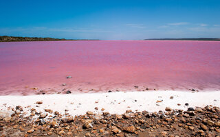Pink Lake, ArquipélagoRecherche