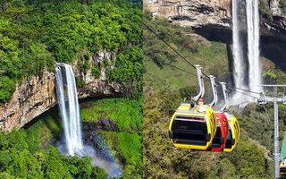 Parque do Caracol, Canela (Rio Grande do Sul)