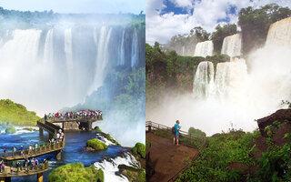 Cataratas do Iguaçu, Foz do Iguaçu (Paraná)