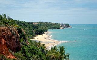 Praia do Espelho, Trancoso (Bahia)