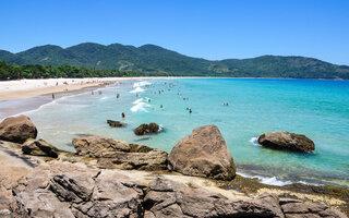 Praia Lopes Mendes, Ilha Grande (Rio de Janeiro)