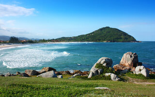Praia da Ferrugem, Garopaba (Santa Catarina)