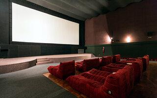 Aproveitar o glamour do Cine Sala em Pinheiros