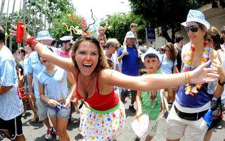 Seguir o Bola Preta no Carnaval