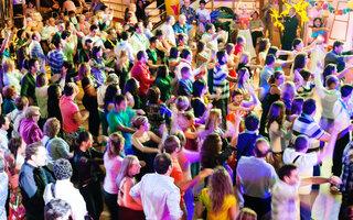 Dançar forró na Feira de São Cristóvão
