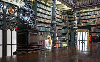 Ler no Real Gabinete Português de Leitura