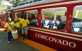 Andar no Trem do Samba