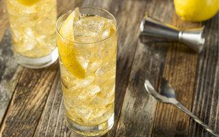 Whisky +Schweppes Citrus