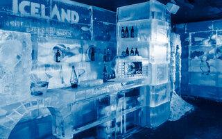 Iceland - Bar de Gelo