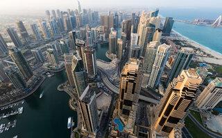 4) Dubai (14,87 milhões)