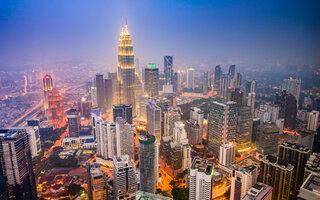 8) Kuala Lumpur (11,28 milhões)