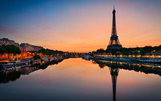 3) Paris (15,45 milhões)
