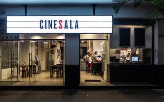 CineSala   Estação Fradique Coutinho
