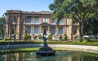 Pinacoteca e Parque Jardim da Luz   Estação Luz