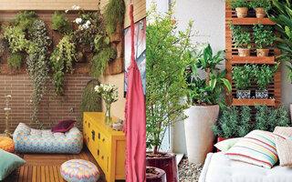 Ambientes com Vegetação