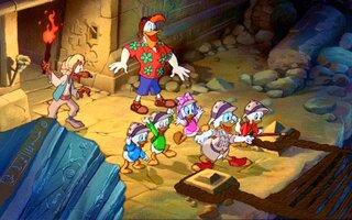Ducktales: O Filme – O Tesouro da Lâmpada Perdida