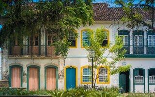 CENTRO HISTÓRICO DE PARATY (RIO DE JANEIRO)