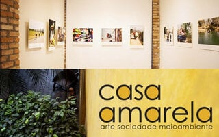 Museu Xingu – Casa Amarela