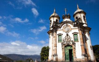 Igreja São Francisco de Assis   Ouro Preto, Minas Gerais