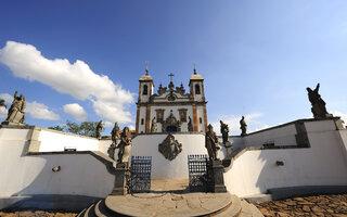 Santuário do Bom Jesus de Matosinhos   Congonhas, Minas Gerais