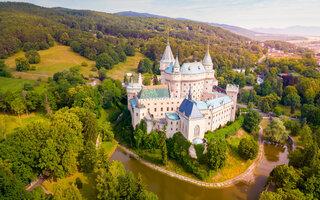 Castelo de Bojnice | Bojnice, Eslováquia