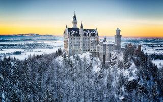 Castelo de Neuschwanstein | Baviera, Alemanha