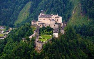 Castelo de Hohenwerfen | Salzburgo, Áustria