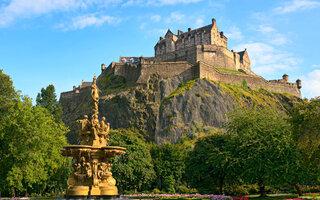 Castelo de Edimburgo | Edimburgo, Escócia