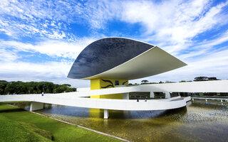 Museu Oscar Niemeyer   Curitiba, PR