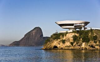 Museu de Arte Contemporânea   Niterói, RJ