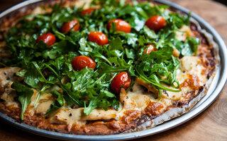 Pizza sem carboidrato