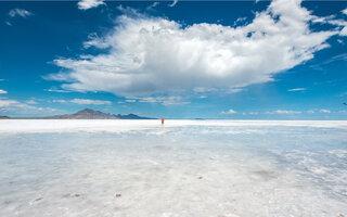 BONEVILLE SALT FLATS, ESTADOS UNIDOS