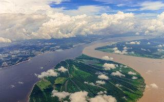 Encontro das Águas - Rio Amazonas | Manaus, Amazonas