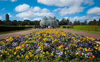 Jardim Botânico de Curitiba | Curitiba, Paraná