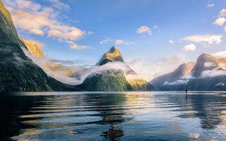 Milford Sound   Nova Zelândia
