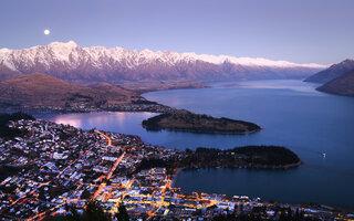 Queenstown   Nova Zelândia