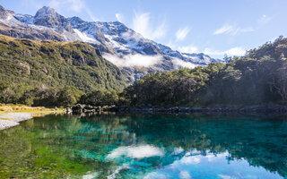 Blue Lake   Nova Zelândia