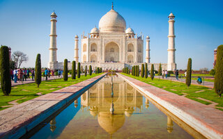 Taj Mahal, Agra | Índia