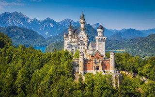 Castelo Neuschwanstein, Schwangau | Alemanha