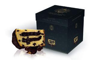 Chocottone Pérola Negra