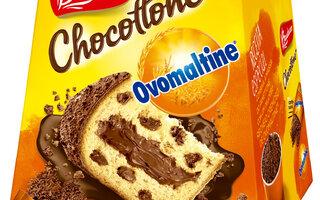 Chocottone de Ovomaltine
