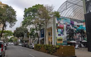 Rua Oscar Freire   Estação Oscar Freire