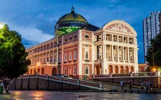 Teatro Amazonas   Manaus, Brasil