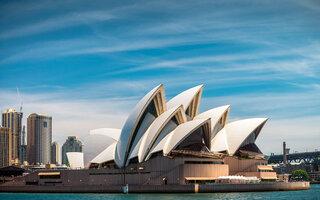 Sydney Opera House   Sydney, Austrália