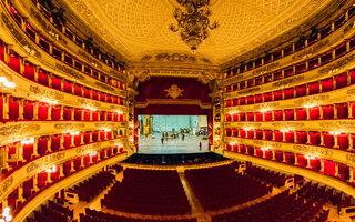 Teatro alla Scala   Milão, Itália