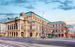 Vienna Staatsoper   Viena, Áustria