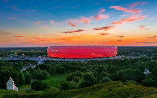 Allianz Arena   Munich, Alemanha